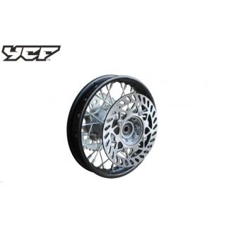 "YCF Bakhjul, stål 1.40x10"""
