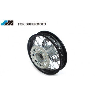 "YCF Motard bakhjul, stål 2,15x12"""