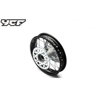 """YCF Bakhjul, stål, förstärkt 1.85x12"""""""