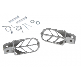 YCF Fotpinne kit, stål