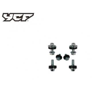 YCF skruvkit för plast/tank