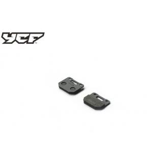 YCF RADIAL Bromsbelägg fram