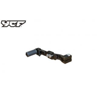 YCF Växelspak justerbar, vikbar, långt fäste
