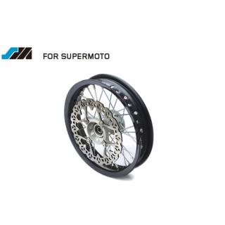 "YCF Motard framhjul, alu 2.15x12"""