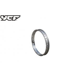 "YCF Fälgbana 1.40x14"", aluminium silver"