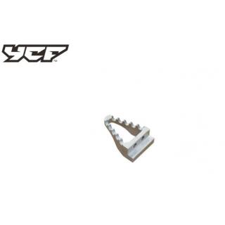 YCF Bromspedals slut, aluminium