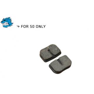 YCF 50 Bromsbelägg fram/bak