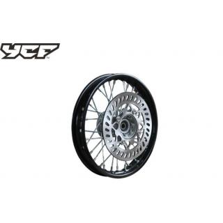 """YCF Framhjul, stål 1,40x12"""""""