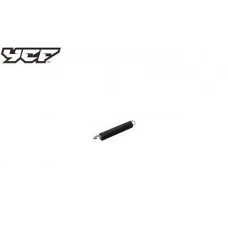 YCF Avgasfjäder med gummi