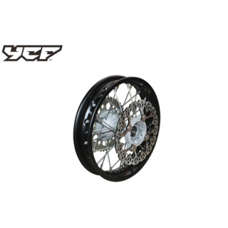 "YCF Bakhjul, stål 1.85x12"""