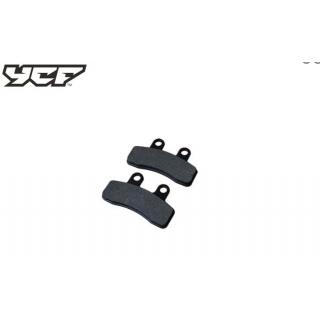 YCF Bromsbelägg fram